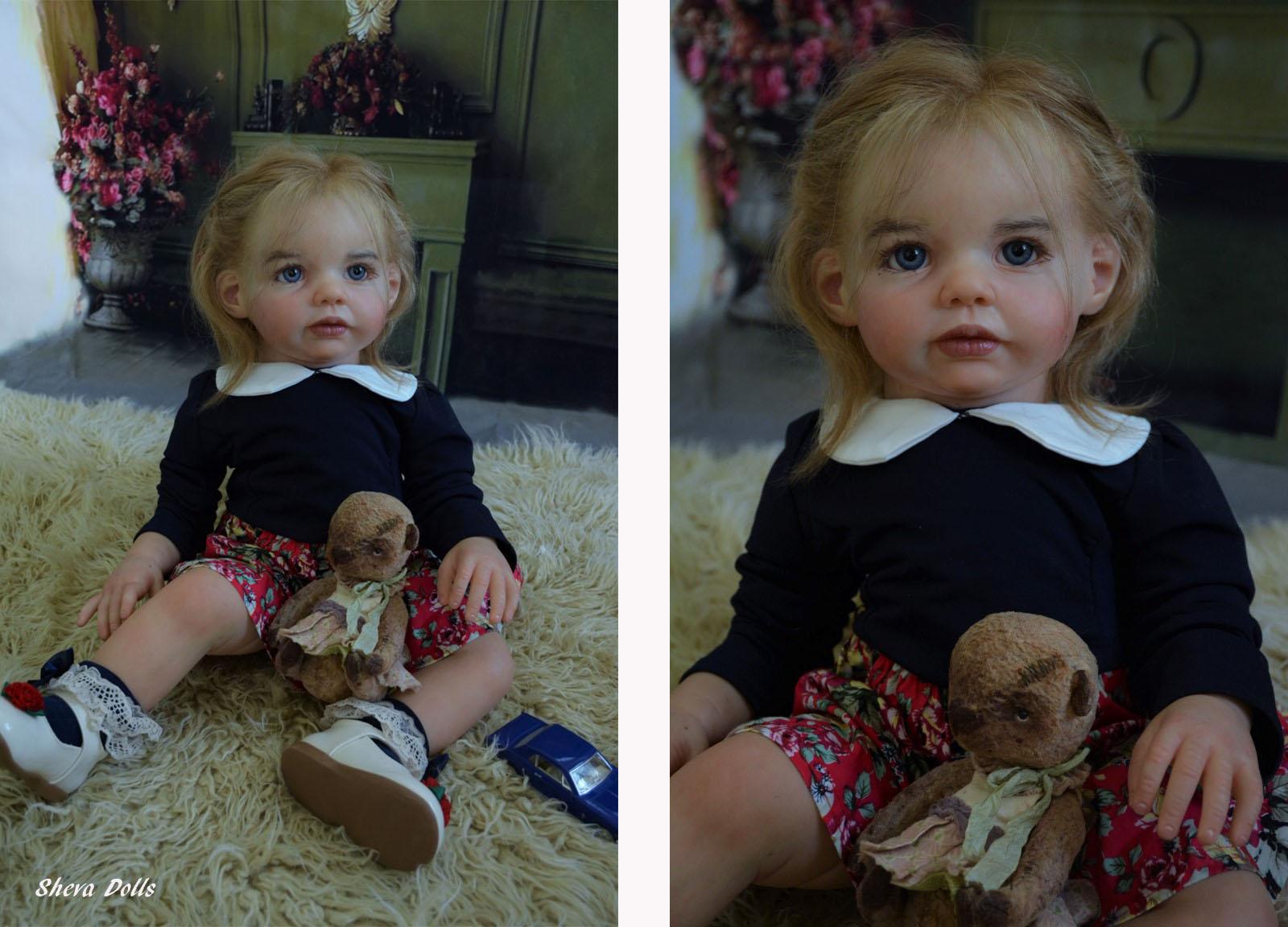 Sheva Dolls Reborn Toddler
