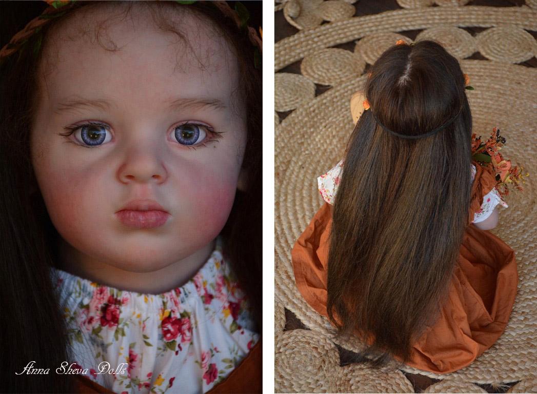 Sheva Dolls Child Doll